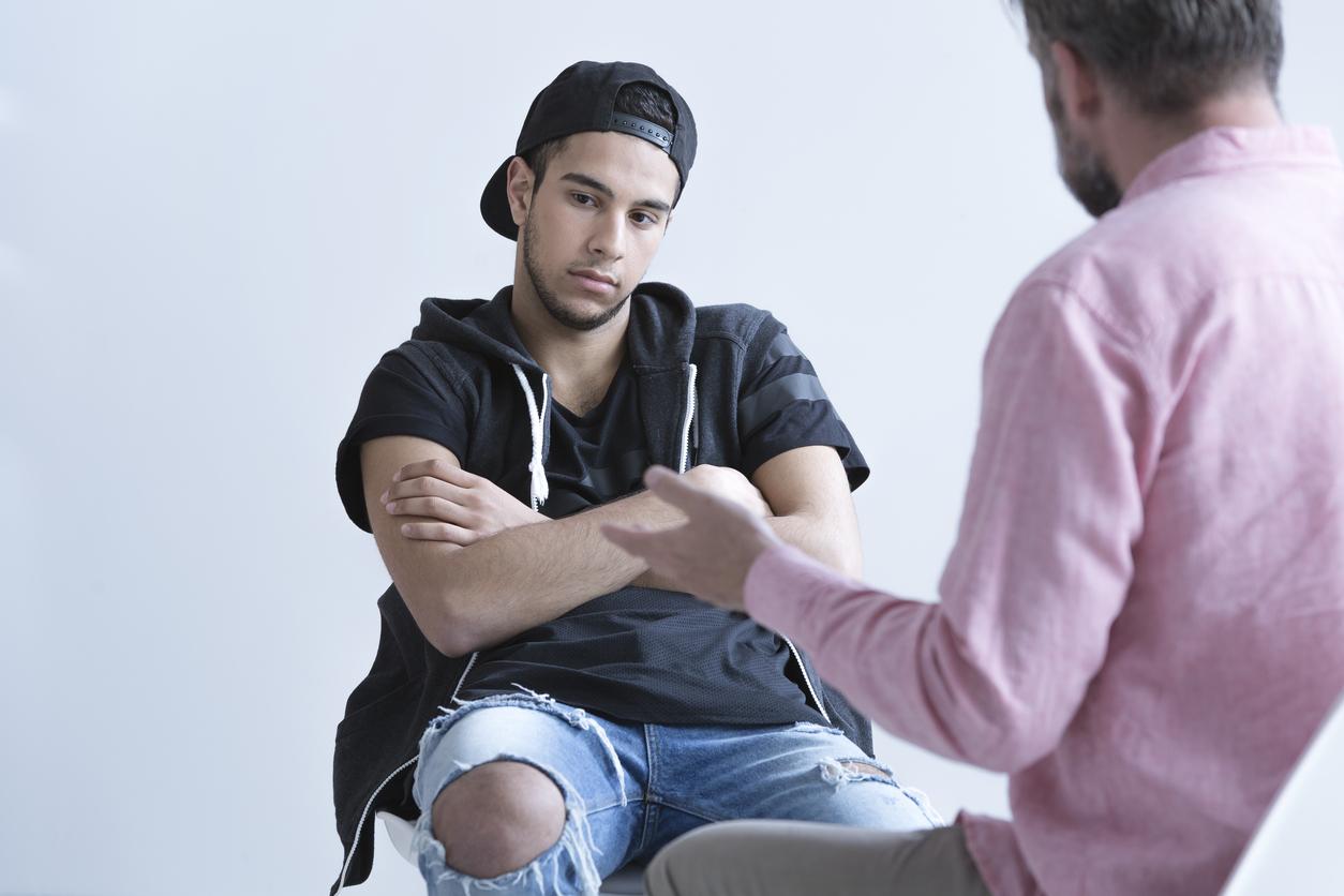 Drug talk to teen