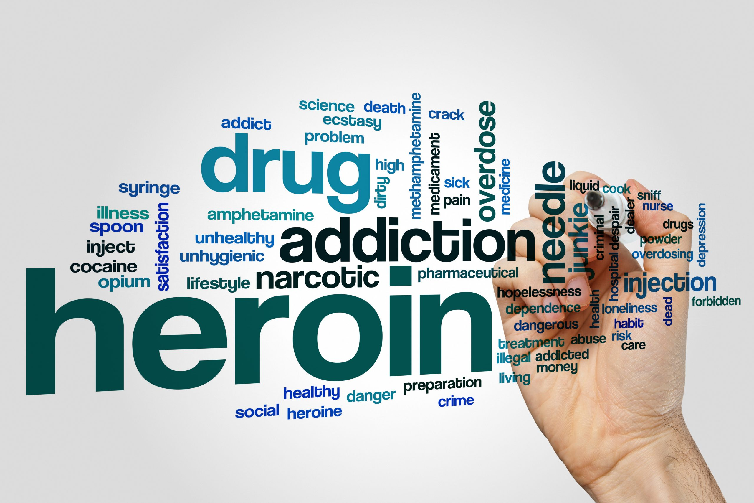 Heroin Use and Dependence